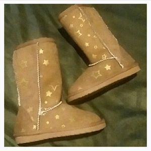 Airwalk toddler boots- Size 6